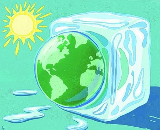 Risultati immagini per era glaciale riscaldamento globale